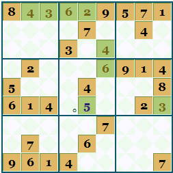 Sample Sudoku Theme Autumn